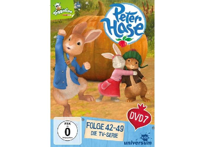 Gewinnspiel: Peter Hase DVD 7