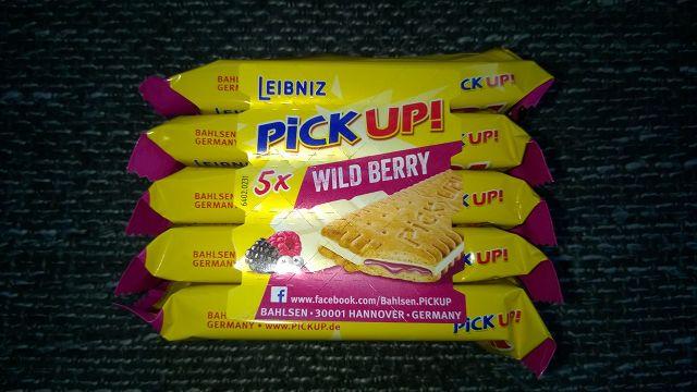 Pick Up Wild Berry