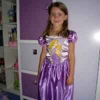 Disney Rapunzel Kostüm von Kostüme.com im Test