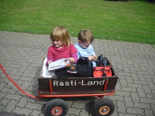 Ausflugs-Tipp: Rastiland in Salzhemmendorf