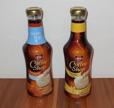 Schwartauer Coffee Shop Sirup