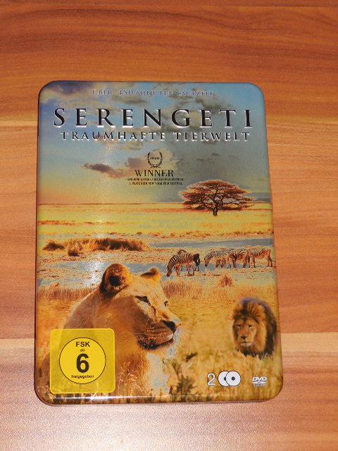Serengeti – Traumhafte Tierwelt