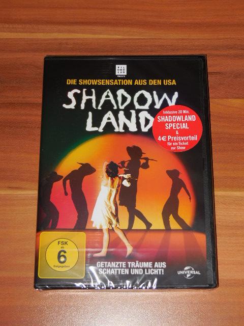 beendet – Vorstellung und Gewinnspiel – Shadowland