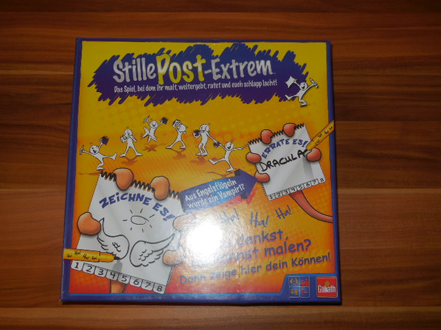 stille Post extrem 1 - Rezension – Stille Post Extrem