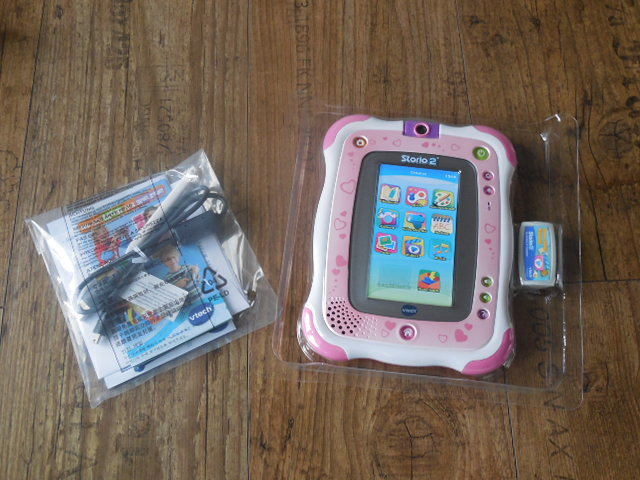 kinder lern tablet storio2 von vtech im test famil s die testfamilie. Black Bedroom Furniture Sets. Home Design Ideas