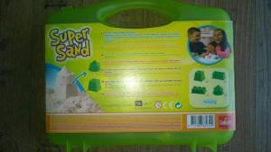 supersand im test 2 300x169 - Super Sand Creativity Koffer von Goliath im Test