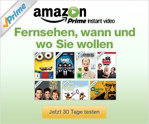 Amazon Prime und Lovefilm Video on Demand sind ab sofort kombiniert!