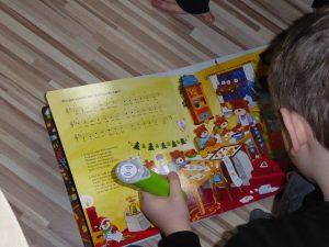 tiptoi Buch Meine schönsten Weihnachtslieder 6 300x225 - Rezension: tiptoi Buch Meine schönsten Weihnachtslieder