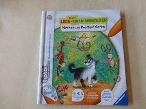 tiptoi Mein Lern Spiel Abenteuer Merken und Konzentrieren 2 300x225 - Rezension: tiptoi Mein Lern-Spiel-Abenteuer Merken und Konzentrieren