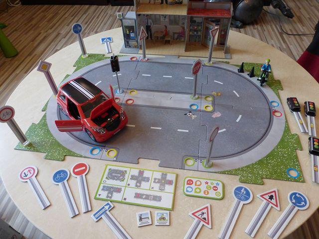 Produkttest: tiptoi Spielwelt Verkehrsschule