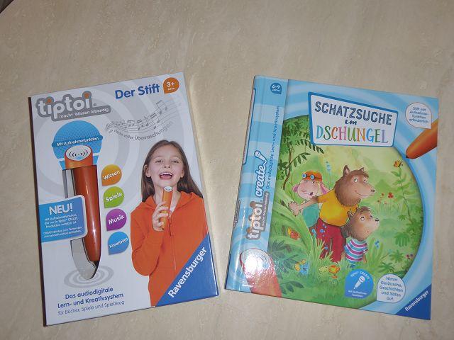 Tiptoi vs. Ting: Lernspielzeug im Test