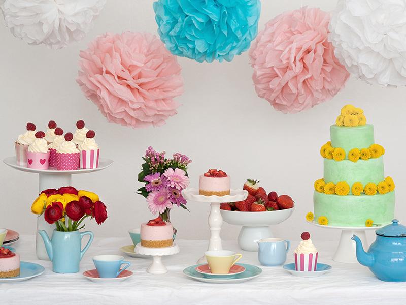 Rezepte für die perfekte Teeparty zum Kinostart von Alice im Wunderland