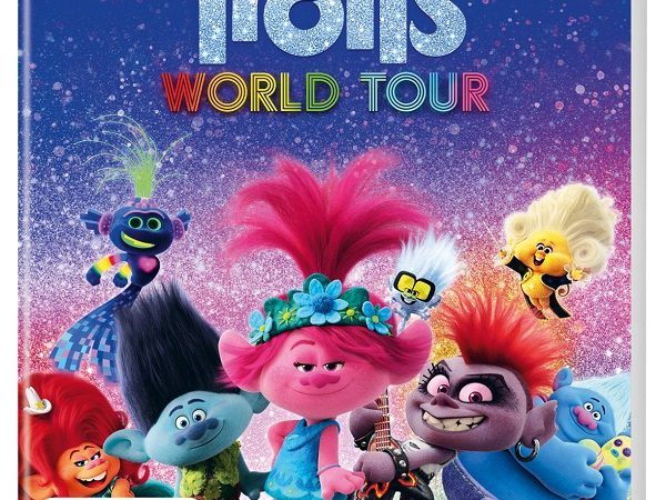 Trolls World Tour Dance Party Edition – Gewinnspiel