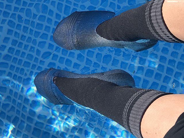Gewinnspiel: wasserdichte Socken von Showers Pass