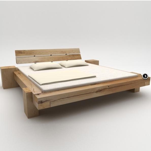 Massivholzmöbel im Baumstamm-Design von WOODLUX