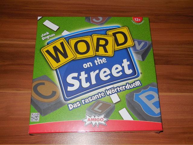 word on the street amigo 1 - Word on the Street von AMIGO