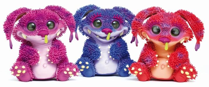 Produkttest: Xeno das Spielzeug Monster von Giochi Preziosi